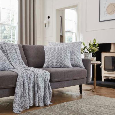 Alexandria Lounge Collection - Grey/White