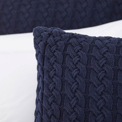 Vermont Cushion Cover - Navy