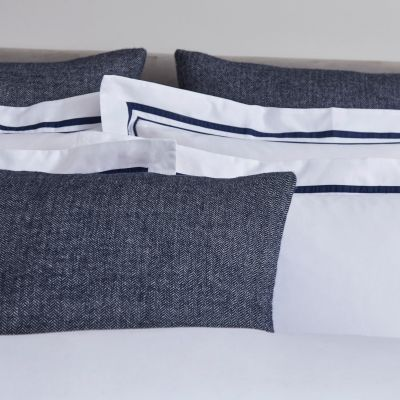 Chamonix Cushion Cover - Navy