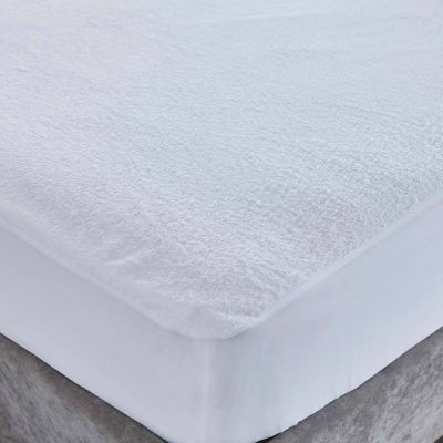 Terry Cloth Waterproof Mattress Protector