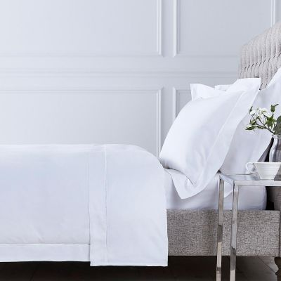 Mayfair Bed Linen Collection - 400 TC - Egyptian Cotton - White