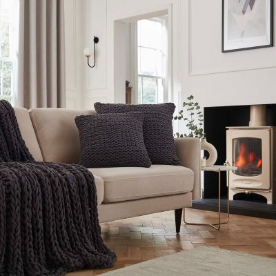 St Ives Lounge Collection - Charcoal