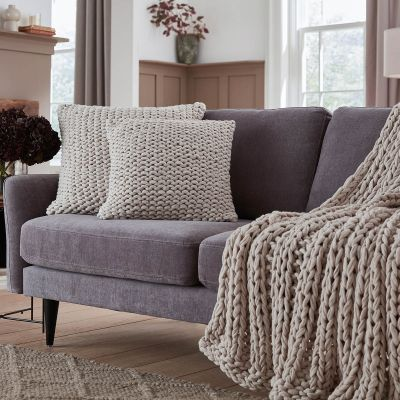 St Ives Sofa Throw 1.2m x 1.8m - Natural