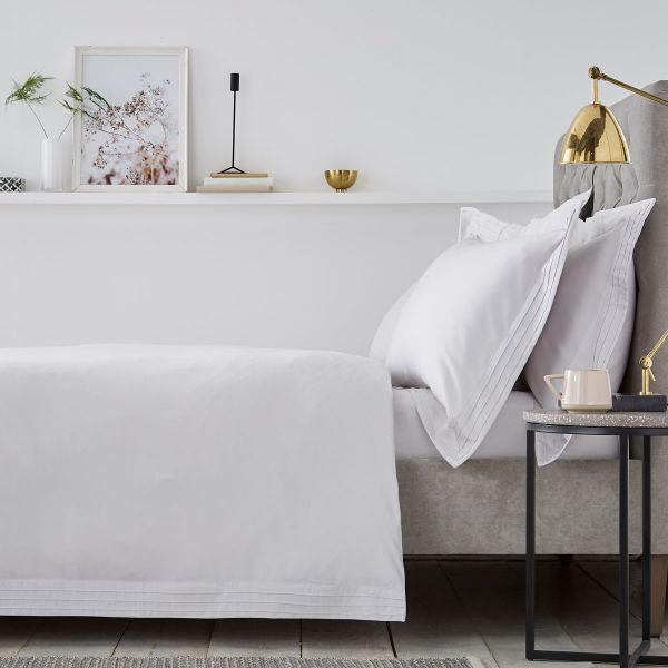 Marseille Bed Linen Collection - 600 Thread Count - Grey