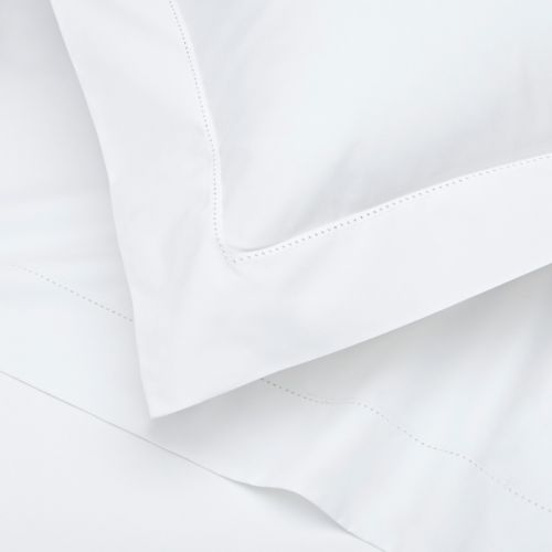 Chelsea Flat Sheet - 200 Thread Count - White