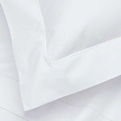 Chelsea Bed Linen Collection - 200 Thread Count - White
