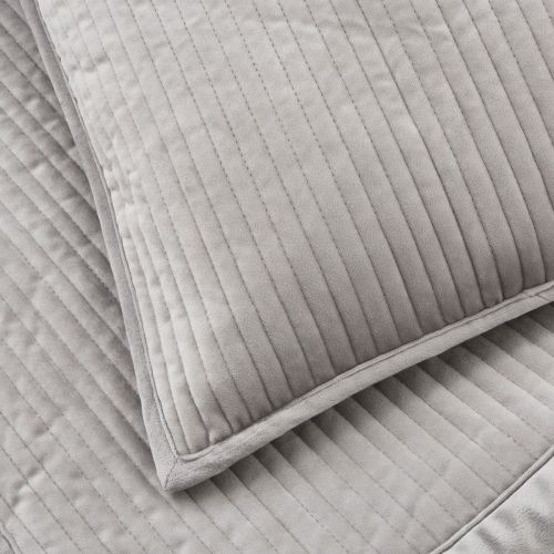 Geneva Cushion Cover - Grey