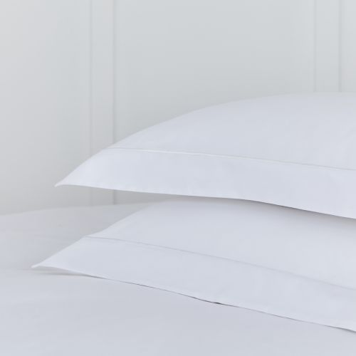 Greenwich Bed Linen Collection - 200 TC - Cotton - White
