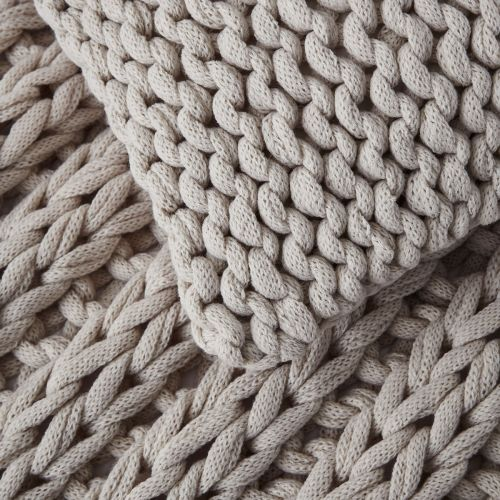 St Ives Throw 1.2m x 1.8m - Natural