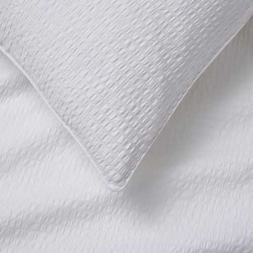 Mykonos Bed Linen Collection - 200 TC - Cotton - White