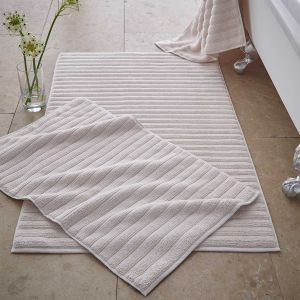 Monaco Supreme Cotton Bath Mat - Natural