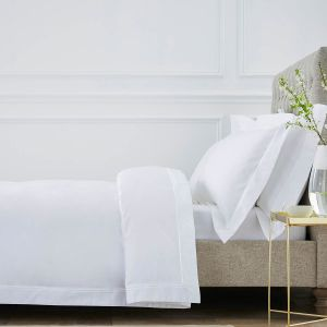 Kensington Bed Linen Collection - 800 Thread Count - White
