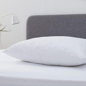 Pair of Quilted Microfibre Pillow Protectors