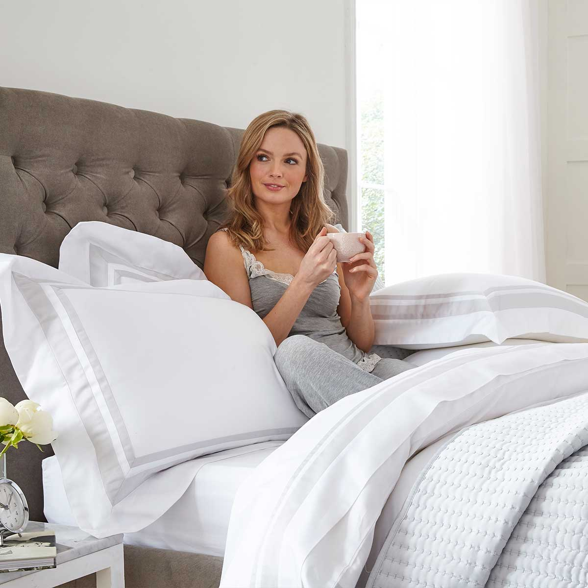 Why luxury bed linen is necessary for a beautiful home