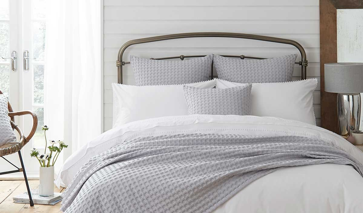 Affordable Luxury Bedding by DUSK