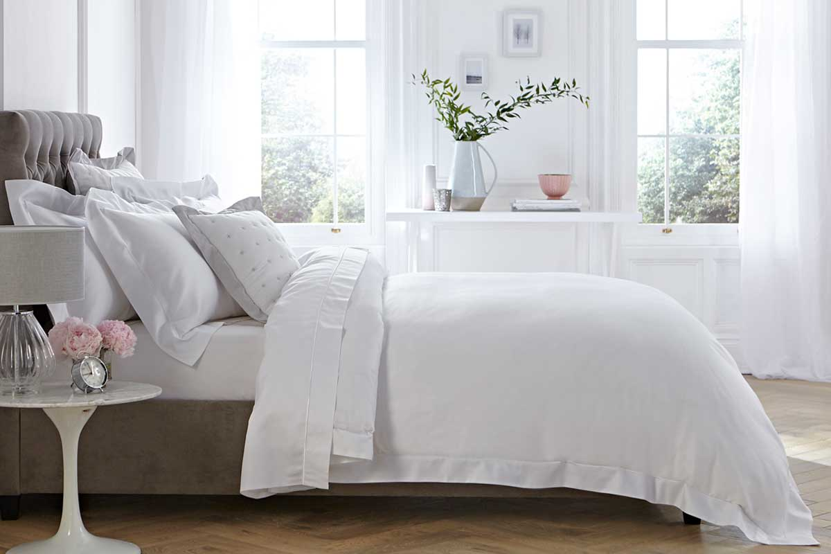 Bedding luxury - why cotton bedding is so special