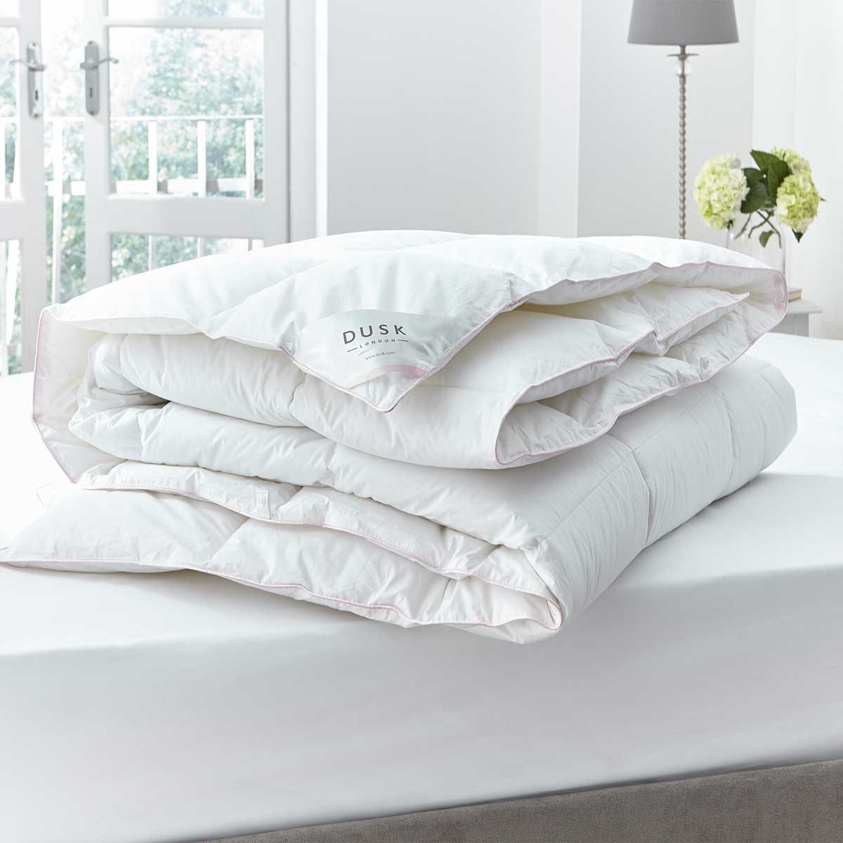 Everything you should know about duvet fillings