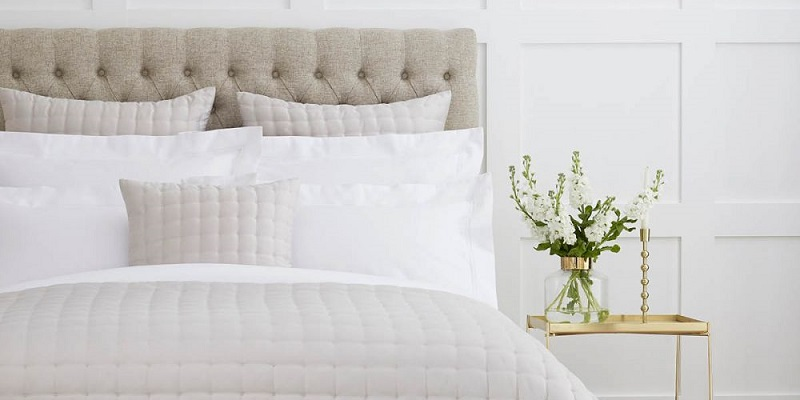 How to wash a bedspread - DUSK