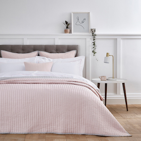 Shop Pink Cushions, Bedspreads & Throws
