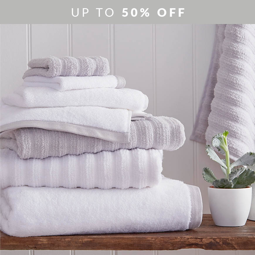 Shop Towels & Bath Mats