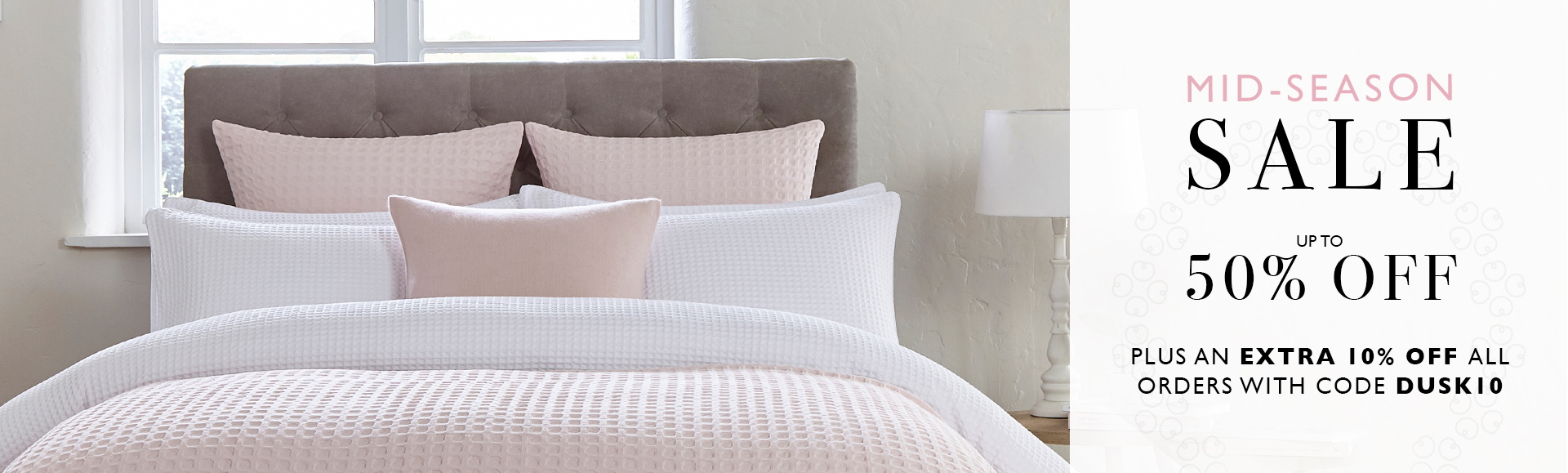 Luxury Bedding for less